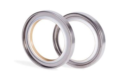PS seal Gylon Marron Blanco de Garlock